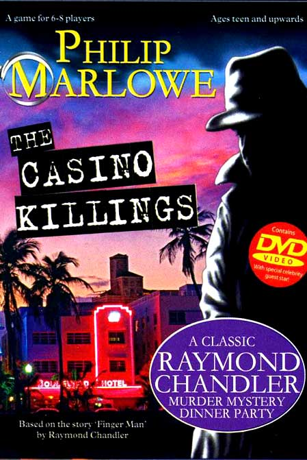 The Casino Killings Boxed Game