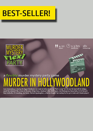 Murder in Hollywoodland (Download Game)